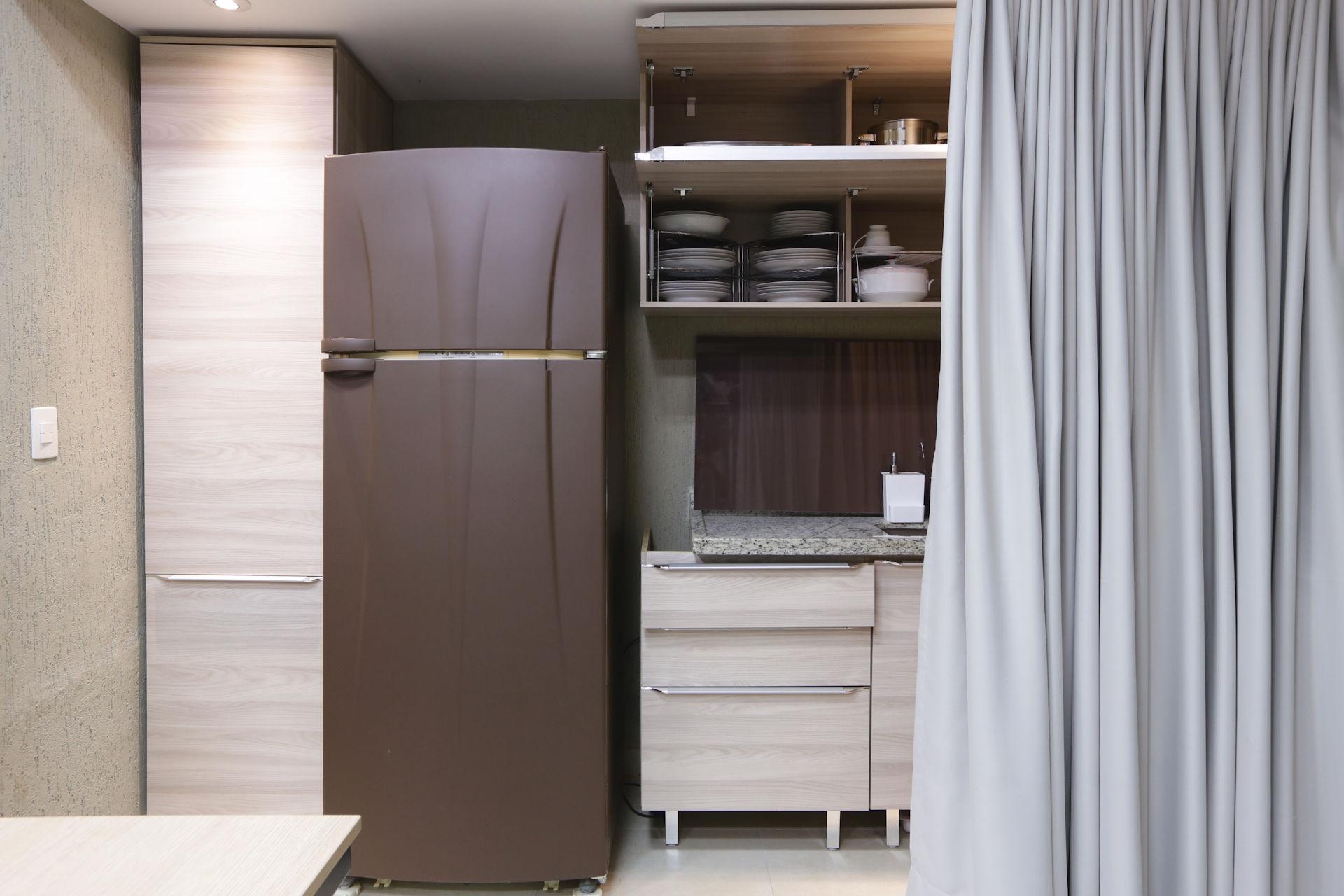 Teórico: Cozinha, Área de Serviço e Banheiro