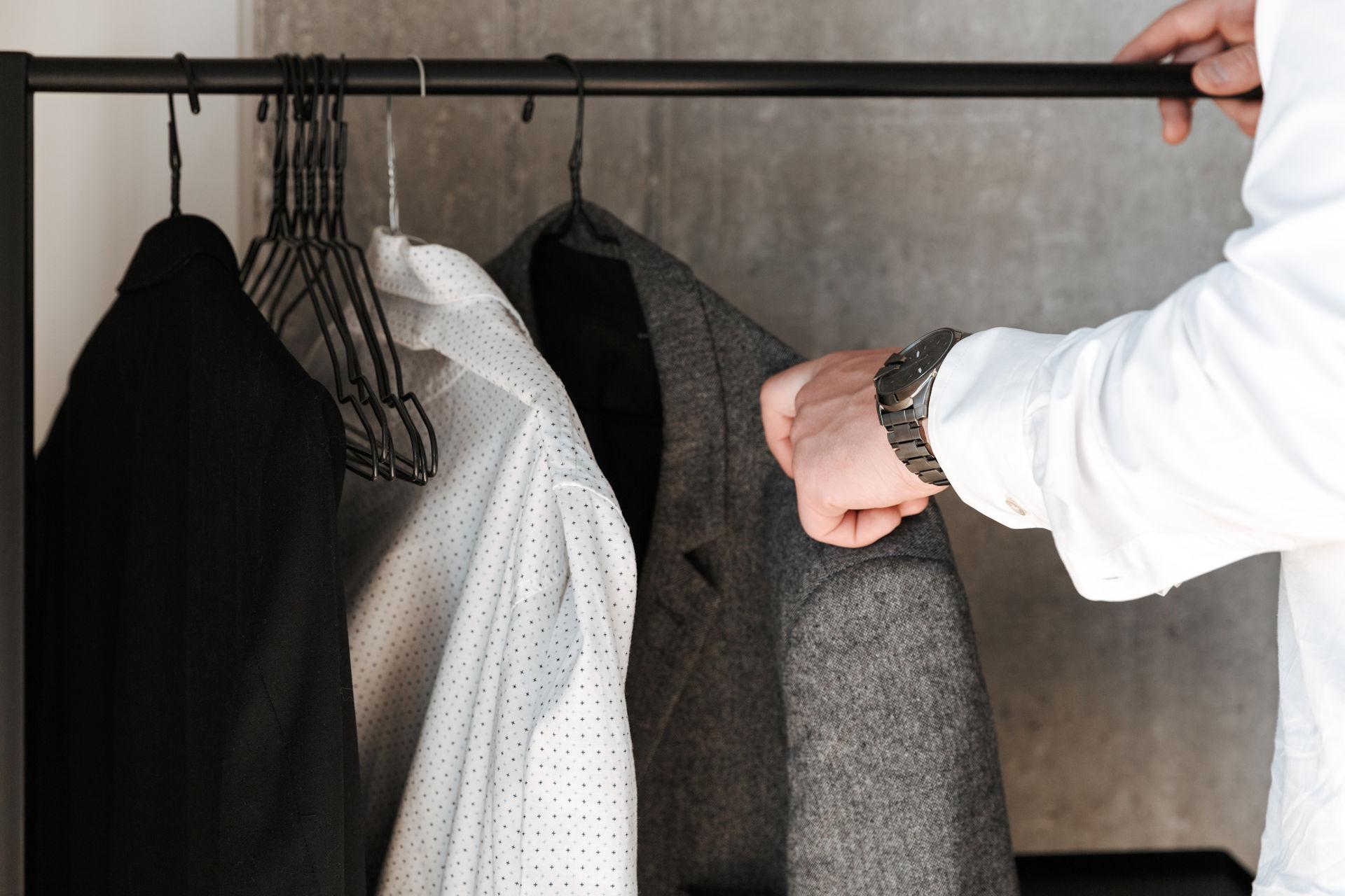 Prático: Closets e Cabides