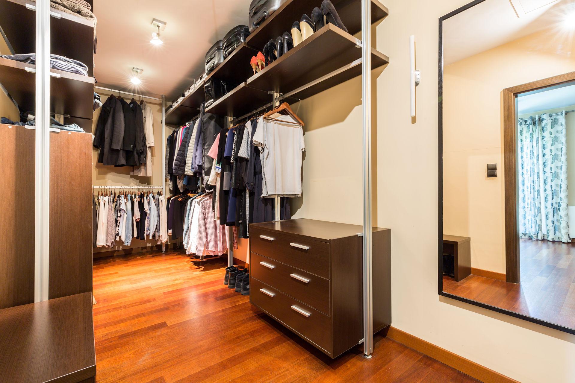 Teórico: Closets e Quartos